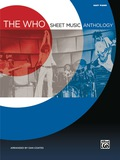 The Who: Sheet Music Anthology: Easy Piano