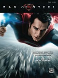 Man of Steel: Piano Sheet Music Selections