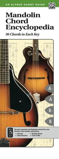 Mandolin Chord Encyclopedia (2nd Edition): 36 Chords in Each Key              by             Nathaniel Gunod