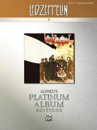 Led Zeppelin - II Platinum Album Edition: Drum Set Transcriptions              by             Led Zeppelin