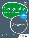 Geography for Common Entrance: Physical Geography Answers 9781471831607