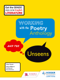 AQA GCSE English Literature Working with the Poetry Anthology and the Unseens 9781471833557