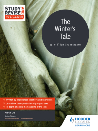 Study and Revise for AS/A-level: The Winter's Tale              by             Martin Old