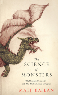 The Science of Monsters 9781472101167