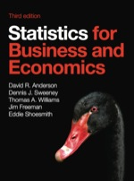 Statistics for Business and Economics EBOOK (9781473704701)