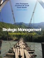 Strategic Management EBOOK (9781473704725)