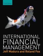 3I EBK International Financial Management (9781473705722) eBOOK
