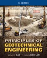 "Principles of Geotechnical Engineering, SI Version""(EBOOK) (9781473712683)"