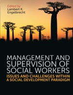 Management and Supervision of Social Workers EBOOK (9781473723832)