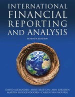"""3I EBK: INTERNATIONAL FINANCIAL REPORTING AND ANALYSIS 7E"""" (9781473726444) eBOOK"""