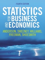 """Statistics for Business and Economics"" (9781473726598)"