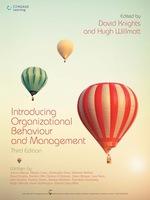 Introducing Organizational Behaviour and Management (9781473726673) EBOOKS