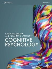 Cognitive Psychology Goldstein Ebook