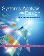 "Systems Analysis and Design in a Changing World"" (9781473737266) EBOOK"