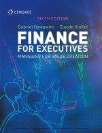 """Finance for Executives"" (9781473749276)"