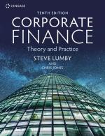 """Corporate Finance"" (9781473758827)"