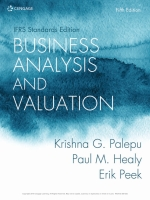Business Analysis and Valuation: IFRS edition (9781473758896)