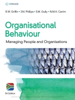 """Organisational Behaviour SA"" (9781473759169)"
