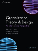 """Organisation Theory and Design 4e"" (9781473765931)http://covers.vitalbook.com/vbid/9781473765931/width/150"