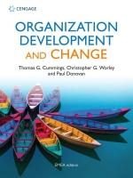 """Organization Development & Change EMEA 1E"" (9781473768376)"