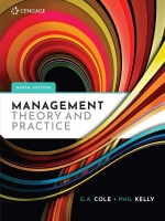 """Management Theory & Practice"" (9781473769755)"