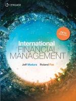 """""""International Financial Management 5E"""" (9781473770522)"""