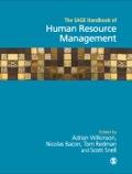 The SAGE Handbook of Human Resource Management 9781473912366R180
