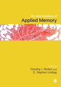 The SAGE Handbook of Applied Memory 9781473971301