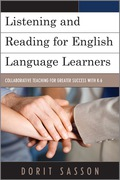 Listening and Reading for English Language Learners 9781475805901
