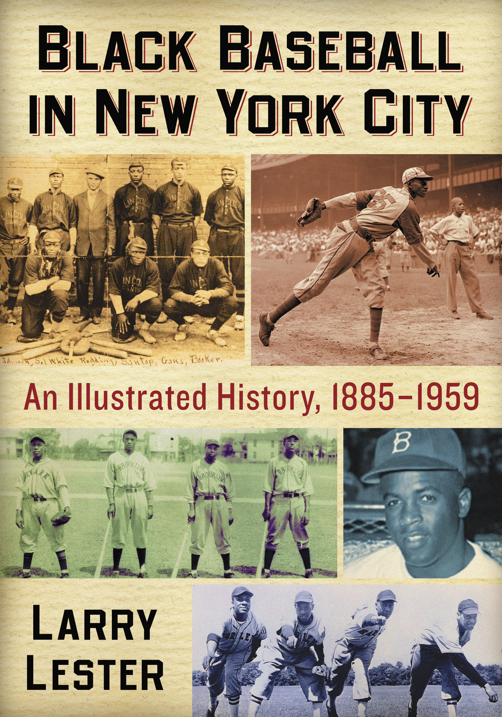 Black Baseball in New York City: An Illustrated History  1885-1959 (eBook)