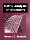 Matrix Analysis of Structures 9781478605881R180