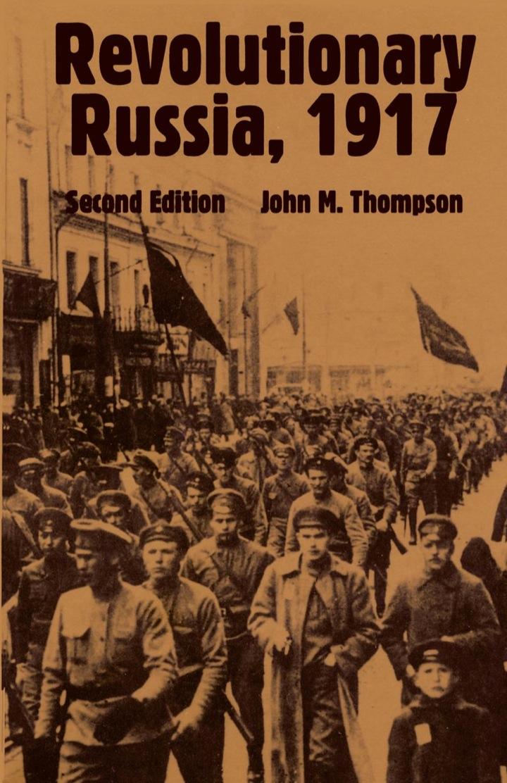 Revolutionary Russia, 1917