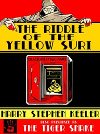 The yellow book of riddles