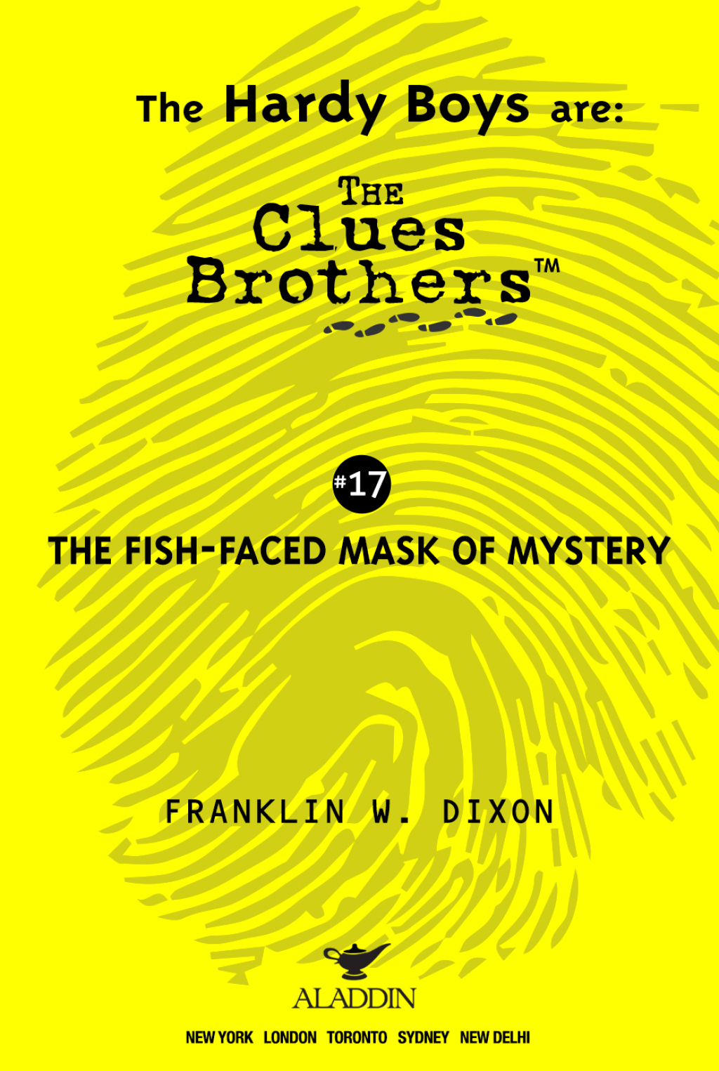 ePub The Fish-Faced Mask of Mystery