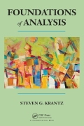Foundations of Analysis 9781482220759