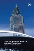 Linear and Non-linear Numerical Analysis of Foundations 9781482265958R90