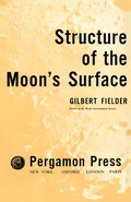 Structure of the Moon's Surface 9781483149646