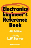 Electronics Engineer's Reference Book 9781483161273