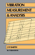 Vibration Measurement and Analysis 9781483161631