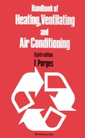 Handbook of Heating, Ventilating and Air Conditioning 9781483162690