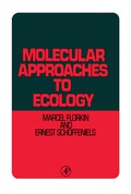 Molecular Approaches to Ecology 9781483277288