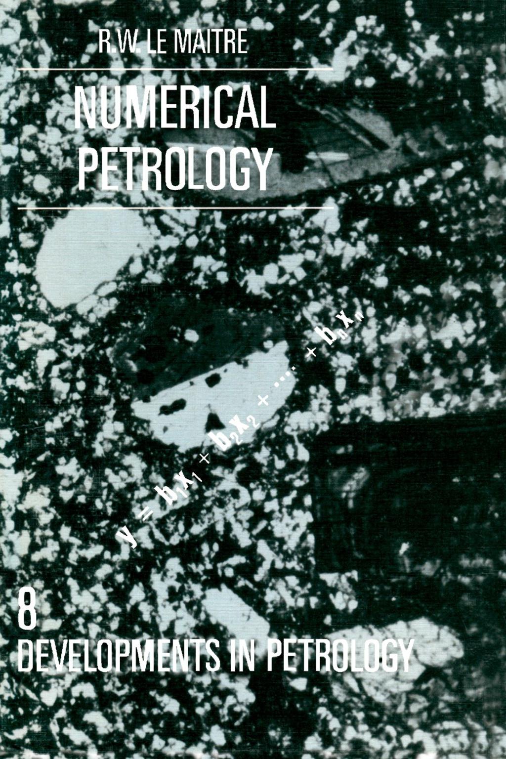 Numerical Petrology (eBook)