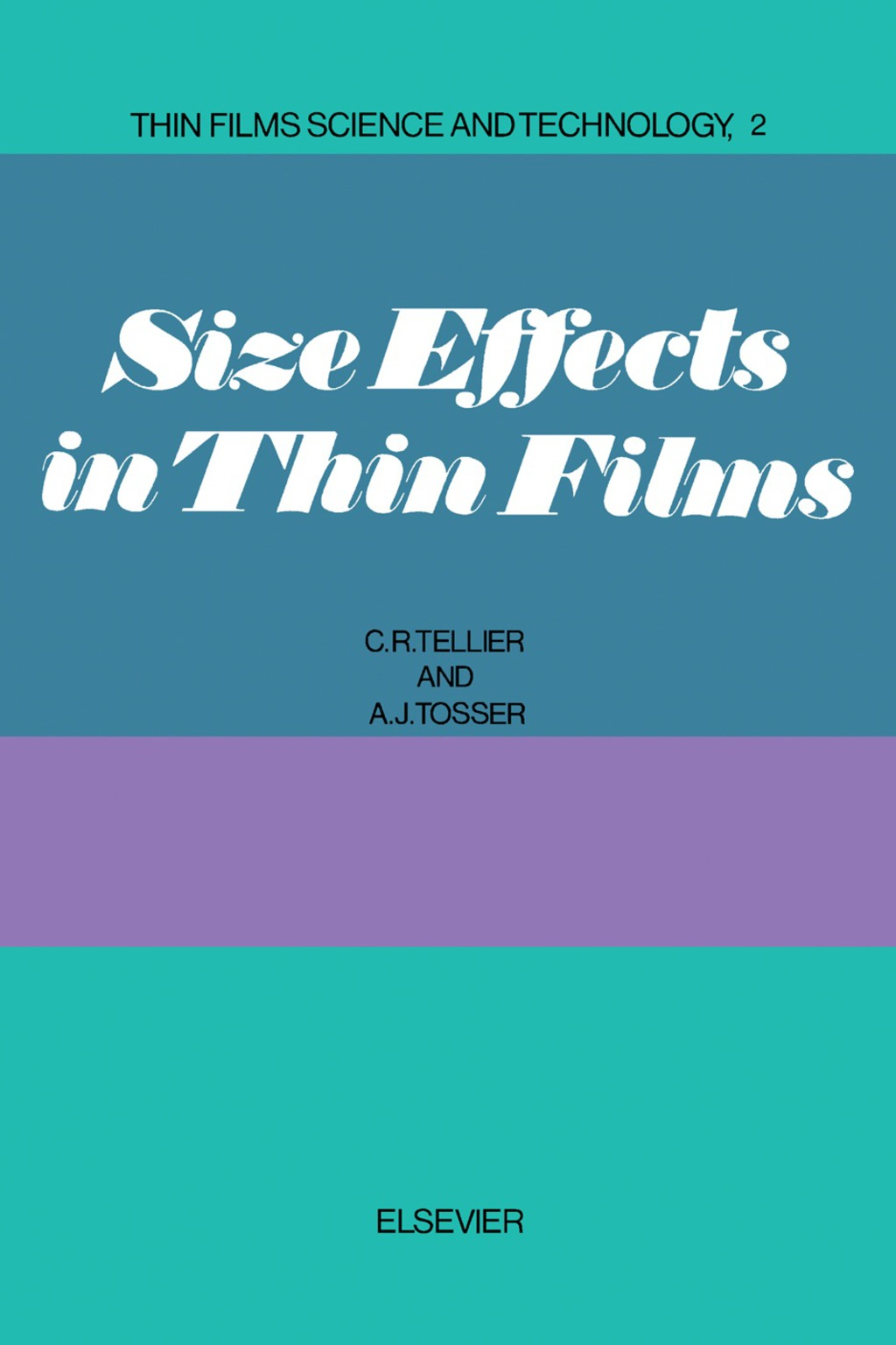 Size Effects in Thin Films (eBook)