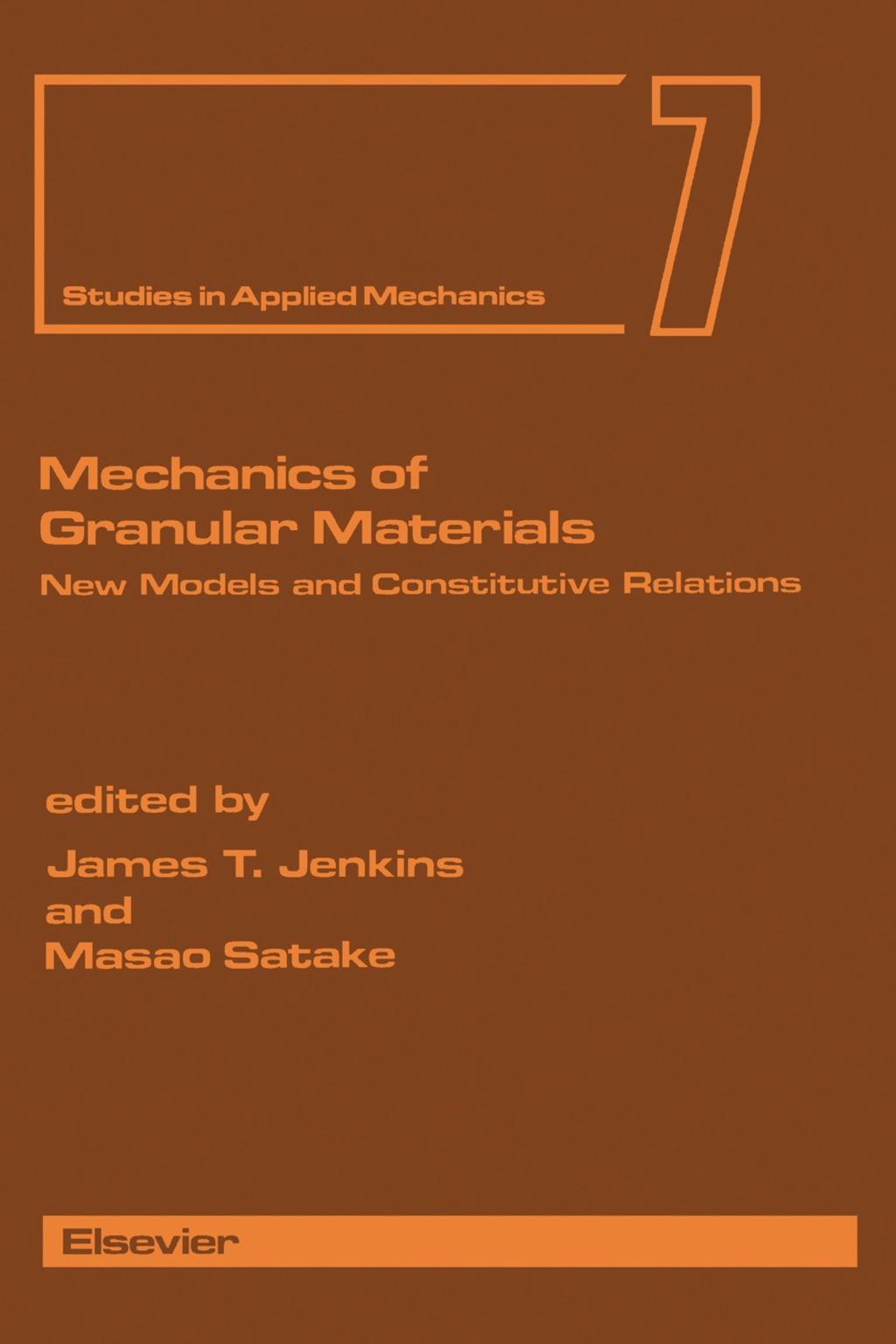 Mechanics of Granular Materials (eBook)
