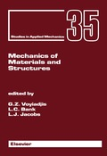 Mechanics of Materials and Structures 9781483291543