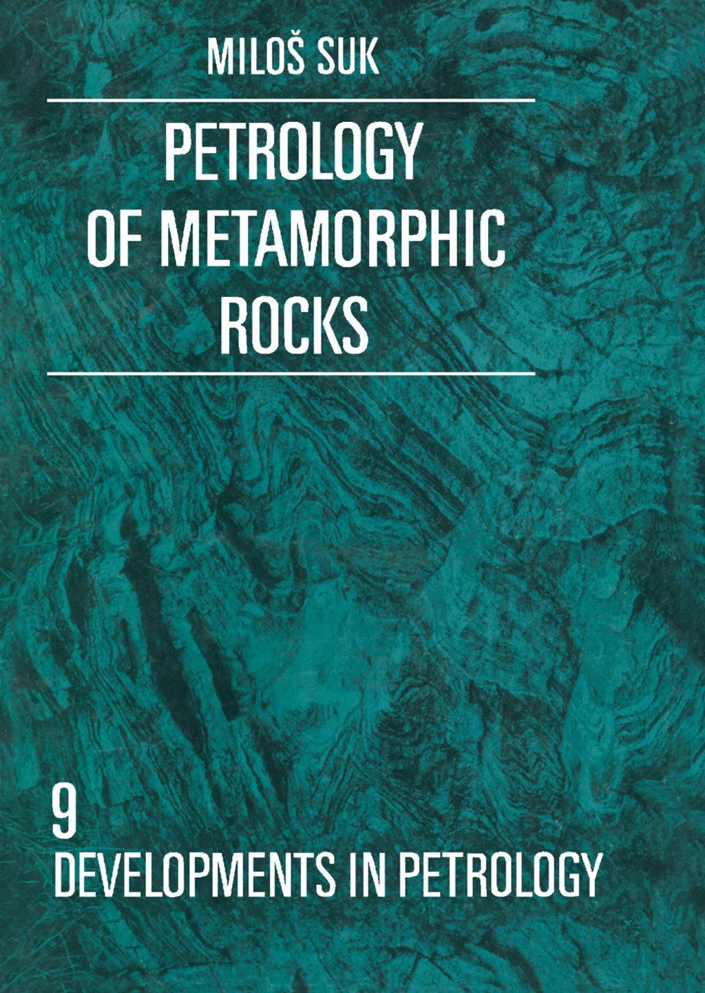 Petrology of Metamorphic Rocks (eBook)