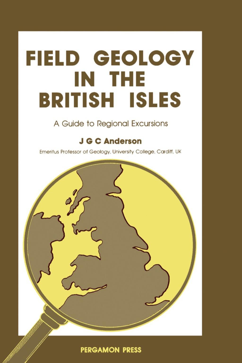 Field Geology in the British Isles (eBook)