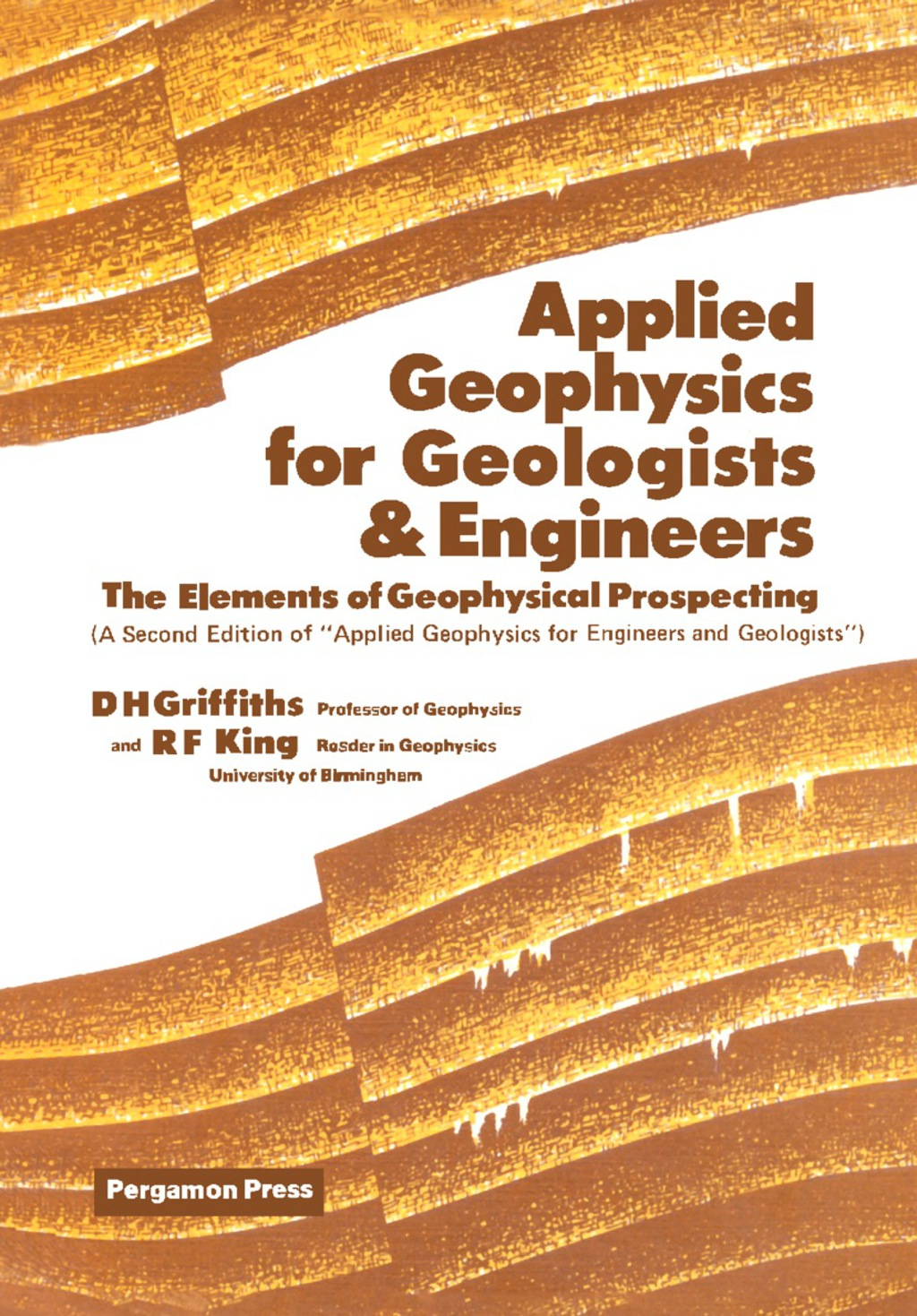 Applied Geophysics for Geologists and Engineers (eBook)