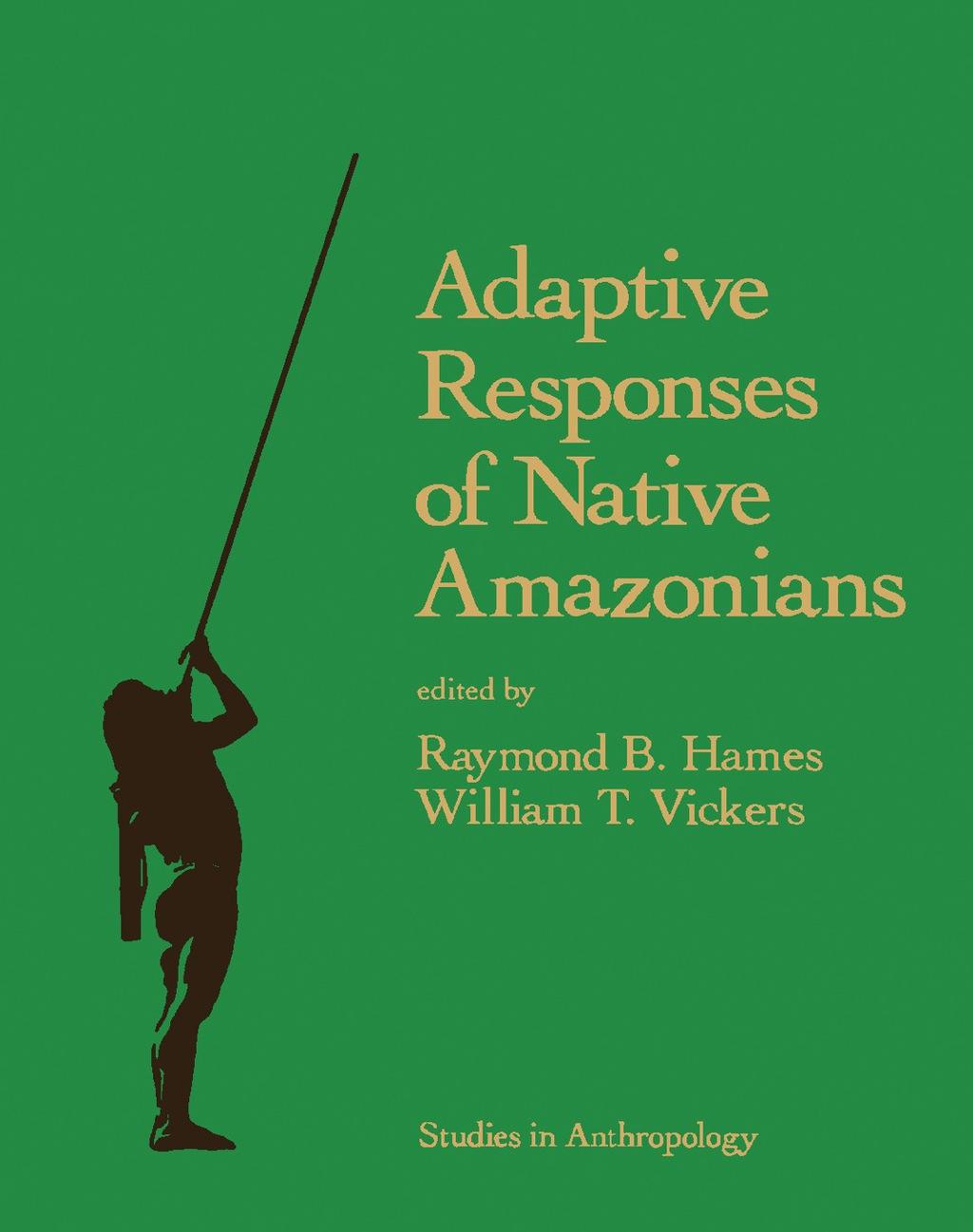 Adaptive Responses of Native Amazonians (eBook)