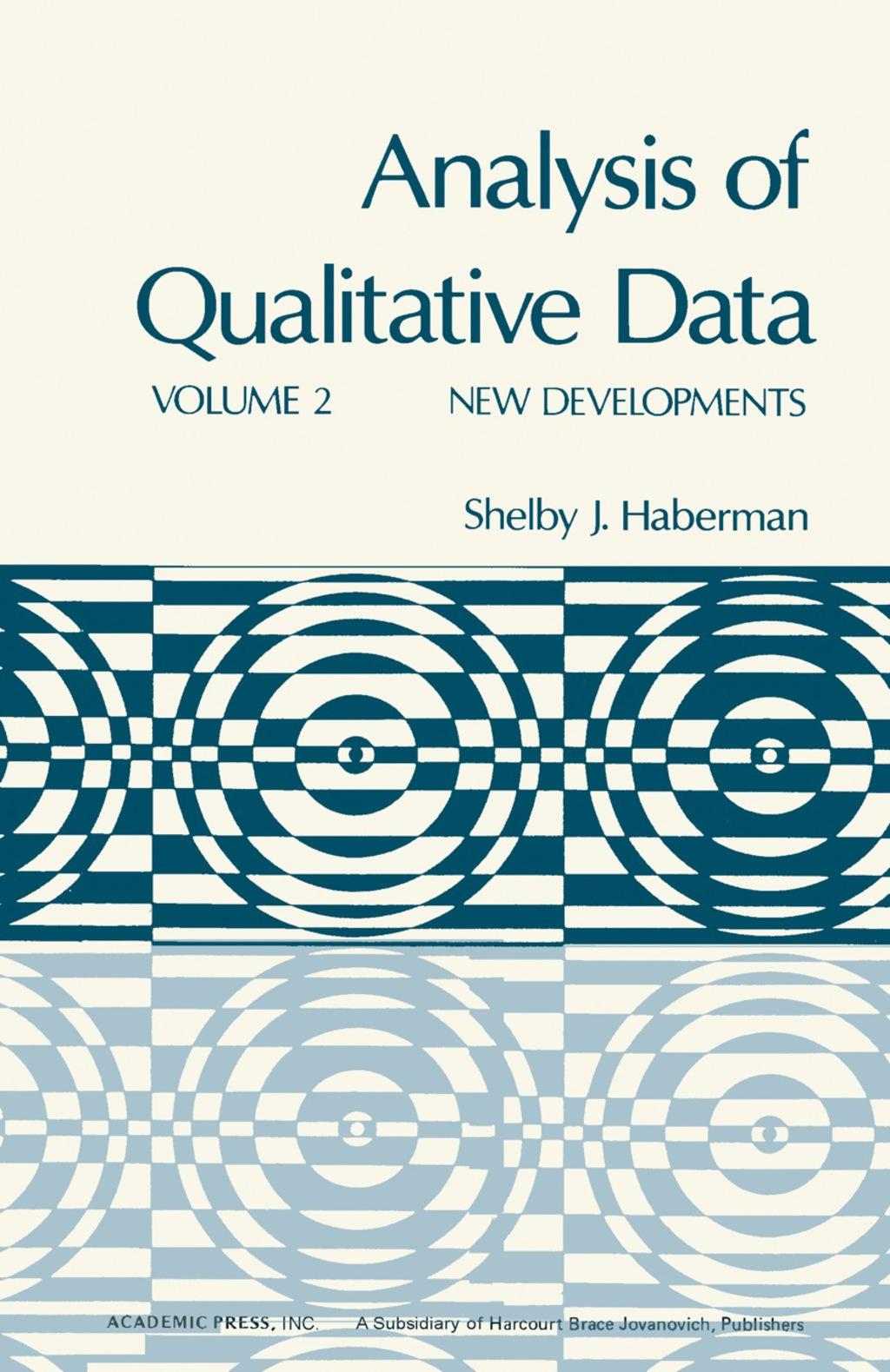 Analysis of Qualitative Data (eBook)